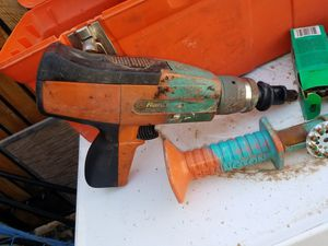 Routher ryoby sander and nail shot gun for Sale in Phoenix, AZ