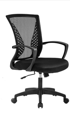 Office chair mesh black for Sale in Hempstead, NY