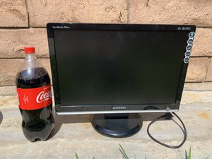 Samsung monitor 20 inch for Sale in Bellflower, CA