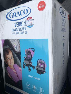 Graco baby stroller/car seat for Sale in Brockton, MA