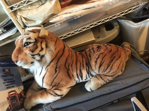Stuffed animal tiger for Sale in Concord, CA