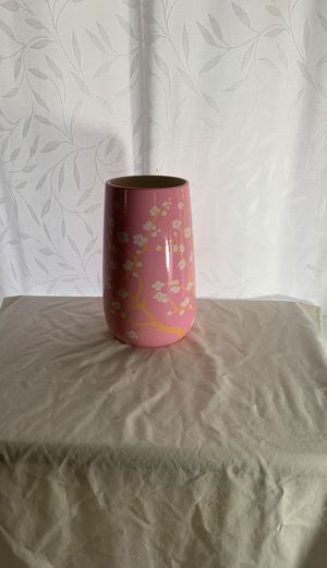 Pink flower vase for Sale in Pacheco, CA