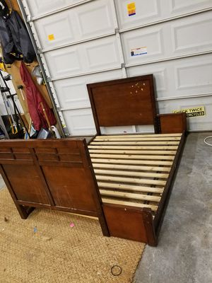 Wood Bunk Bed for Sale in Marysville, WA