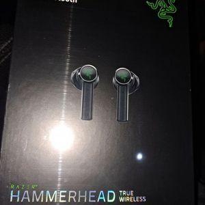 Razer Hammerhead Wireless Headphones for Sale in Portland, OR