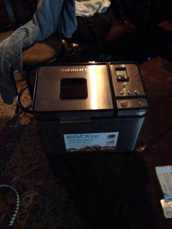 Cuisnart convection bread maker for Sale in Austin,  TX