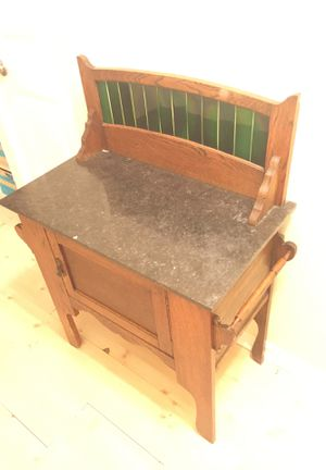 Antique washstand / cabinet for Sale in Virginia Beach, VA