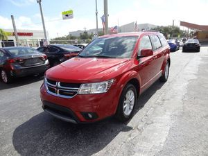 2017 Dodge Journey SXT!! Clean Title!! Super Mint!! Must See!! $1000 Down!! Everyone Approved!! Easy Finance Available!! for Sale in Hollywood, FL