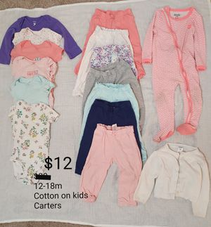 Baby girl clothes for Sale in South Jordan, UT