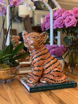 Vintage Ceramic tiger for Sale in Miami Shores, FL