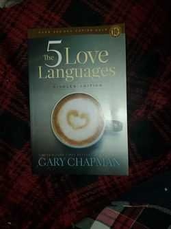 the 5 love languages for singles for Sale in Colton,  CA