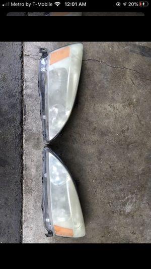 2004 Honda Accord headlights for Sale in Belfair, WA