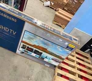 Samsung 55 inch tv nu6900 😎😎😎 VV3 for Sale in Corona, CA