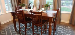 Dining room set 6 piece for Sale in Longmont, CO