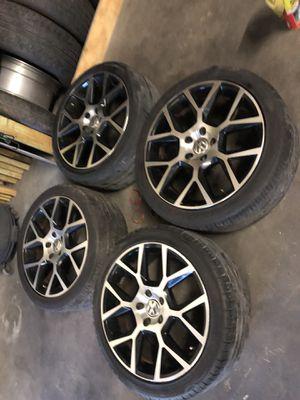 "18"" vw Audi gti a3 rims !!! for Sale in New Port Richey, FL"