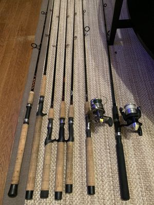 Fishing Rods and Reels for Sale in Anaheim, CA