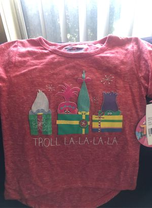 Trolls new Xmas shirt for Sale in Placentia, CA