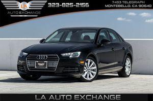 2017 Audi A4 for Sale in Montebello, CA