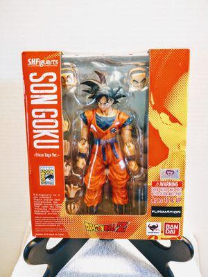SDCC 2015 Dragon Ball Z 'Son Goku' Figure *NIB* for Sale in Santa Susana, CA