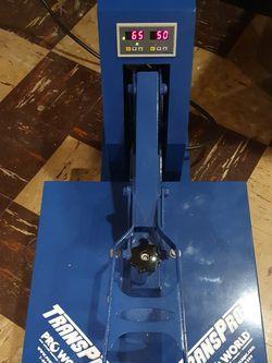 Trans Pro Heat Press model #998 for Sale in Philadelphia,  PA