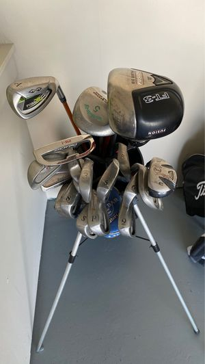 Women's Right Golf Clubs for Sale in Austin, TX