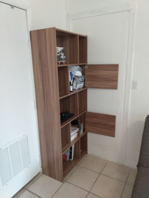 New Ikea shelve with closets. for Sale in North Bay Village, FL