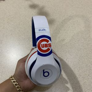 MLB Chicago Cubs Beat Studio wireless Headphone for Sale in Avondale, AZ