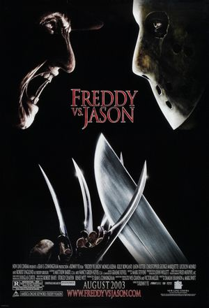 Freddy vs Jason Movie Theater Poster! for Sale in Traverse City, MI