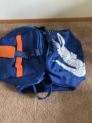 Sports/gym duffle bag Lacoste for Sale in OR, US