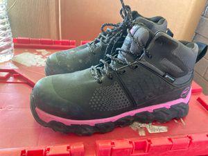 Timberland pro women's work boots for Sale in Phoenix, AZ