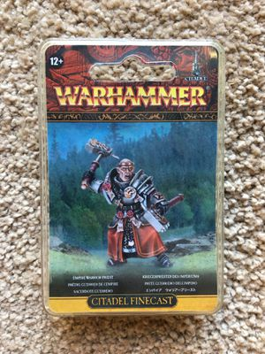 Warhammer Empire Warrior Priest for Sale in Villa Park, CA