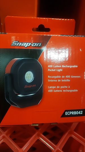 Snap on pocket light for Sale in Streetsboro, OH