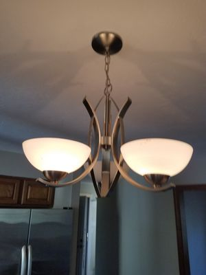 Hanging light chandelier for Sale in Boxborough, MA