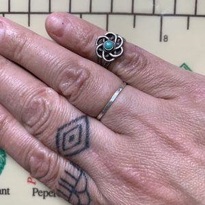 Turquoise Native American southwestern ring for Sale in Ingleside, IL