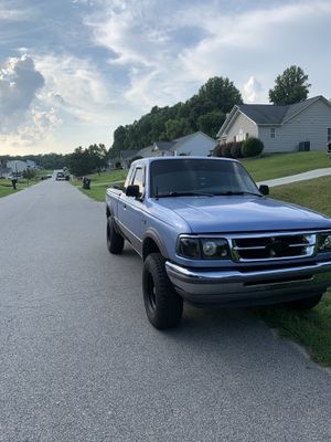 1997 Ford Ranger XLT obo for Sale in Willow Spring, NC