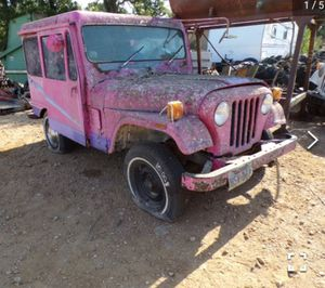 DJ postal jeep for parts/restoration for Sale in San Antonio, TX
