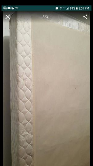 Queen boxspring for Sale in Hampton, VA