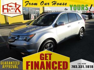 2007 Acura MDX for Sale in Manassas, VA