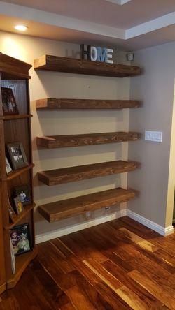 Custom Floating shelves for Sale in HUNTINGTN BCH,  CA