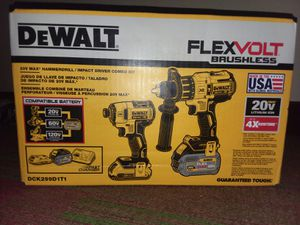 DeWalt drill tool set. for Sale in Moline, IL