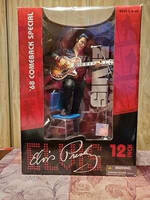 Elvis Presley 12 inch figurine for Sale in Gilbert, AZ