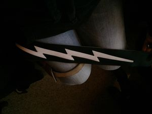 Leather Lightning Guitar Strap for Sale in Bothell, WA