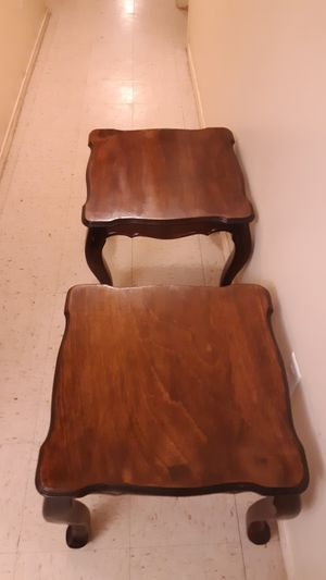 Antique end tables for Sale in McAllen, TX