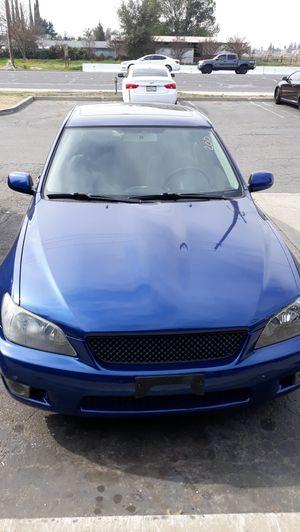 2001 Lexus Is300 for Sale in Modesto, CA