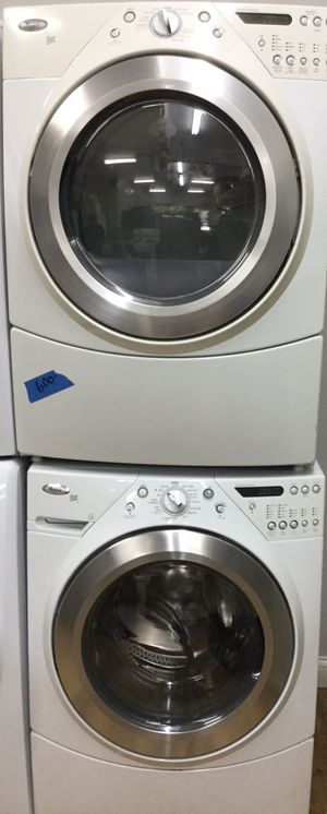 Whirlpool washer and a dryer for Sale in Chicago, IL