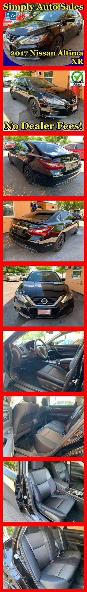 2017 Nissan Altima XR for Sale in West Palm Beach, FL