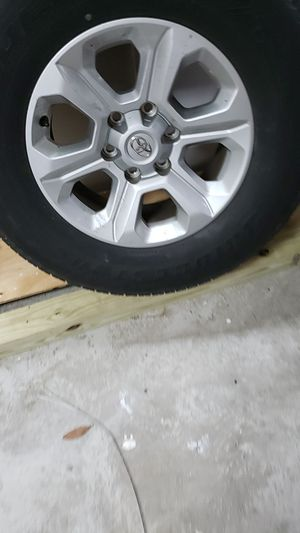 Rim and tires for Sale in Murrells Inlet, SC