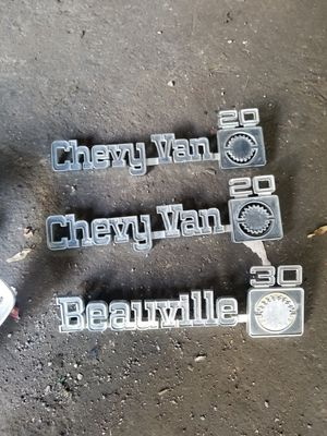 Chevy van parts, for Sale in Chicago, IL