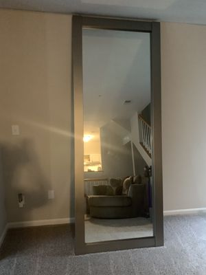 9ft Tall Floor To Ceiling Mirror for Sale in Waldorf, MD