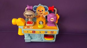 Toy Fisher-Price Busy Learning Tool Bench for Sale in Battle Ground, WA