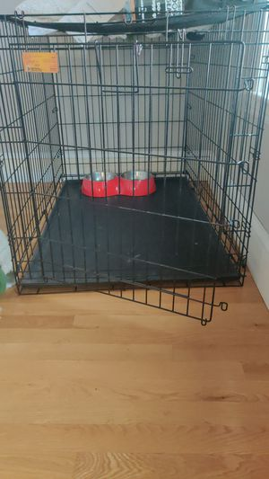 Large Dog Crate!!! for Sale in Boston, MA